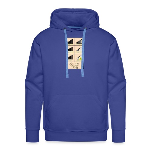 Bad connection - Men's Premium Hoodie