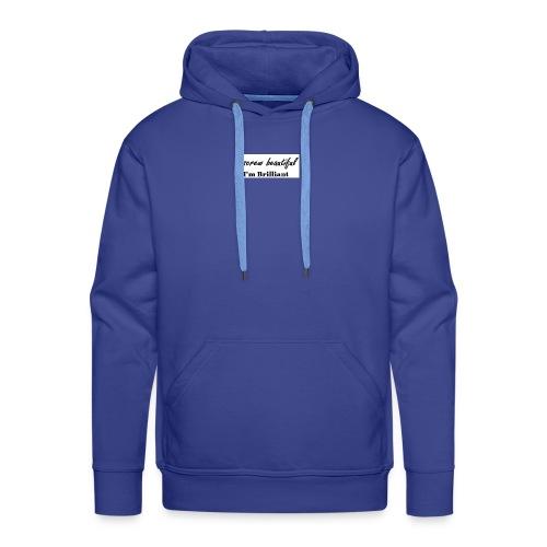 greys anatomy quote - Men's Premium Hoodie