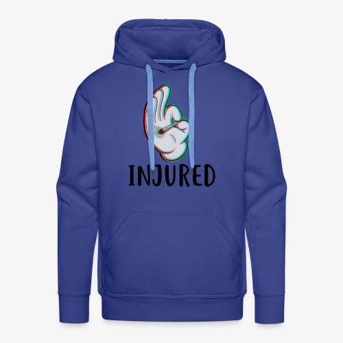 Injured Clothes / Special 1 - Felpa con cappuccio premium da uomo