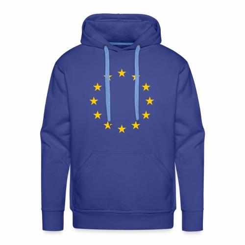 EU flag - Men's Premium Hoodie