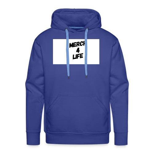Merch4life/link-in-Bio-shirts+lots More/ - Men's Premium Hoodie