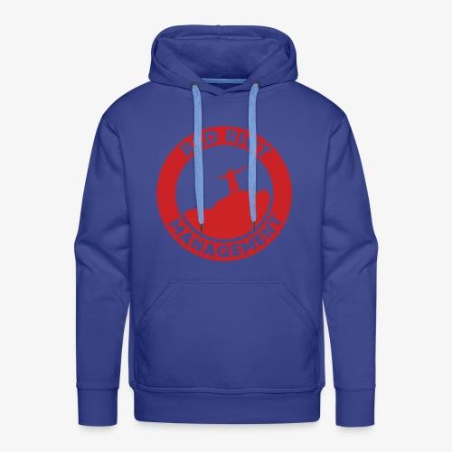 REDRIOT Management - Mannen Premium hoodie