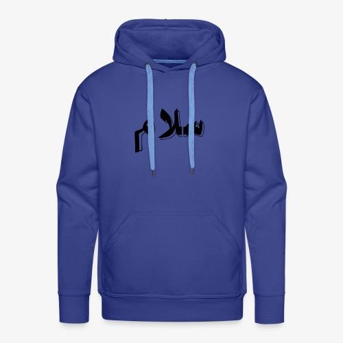 salam Graffiti - Men's Premium Hoodie