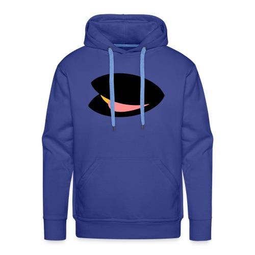 mossel_logo - Mannen Premium hoodie