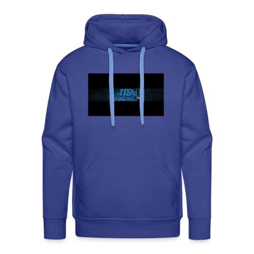 Shirt banner - Mannen Premium hoodie