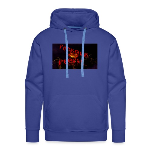 Parkour people spooky clothing - Men's Premium Hoodie