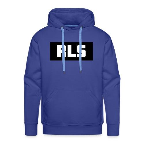 RLS t-shirt White&Black - Mannen Premium hoodie