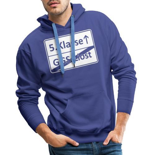GGSLi Ost Abschieds Tshirt - Männer Premium Hoodie