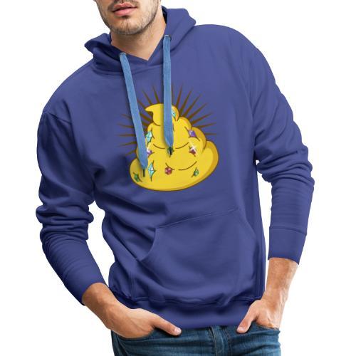 Golden Turd - Men's Premium Hoodie