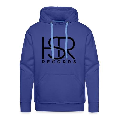 HSR RECORDS - Felpa con cappuccio premium da uomo