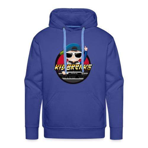 Kid Breaks Revamped Logo - Men's Premium Hoodie