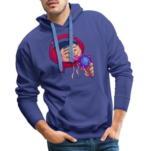 Viral-icious. - Men's Premium Hoodie
