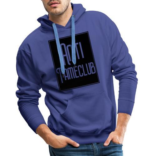 Anti FameClub - Männer Premium Hoodie