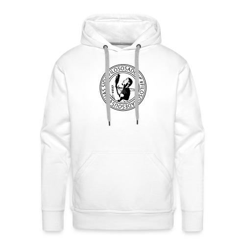 sello filososado - Sudadera con capucha premium para hombre