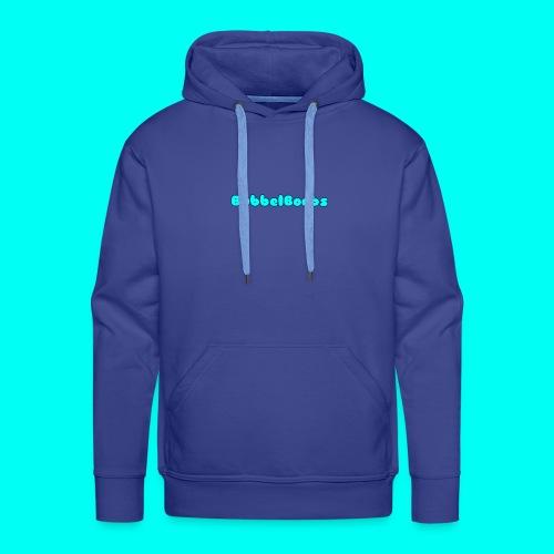 BubbelBoobs Trui - Mannen Premium hoodie