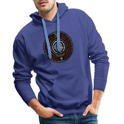MizAl Blason - Bluza męska Premium z kapturem
