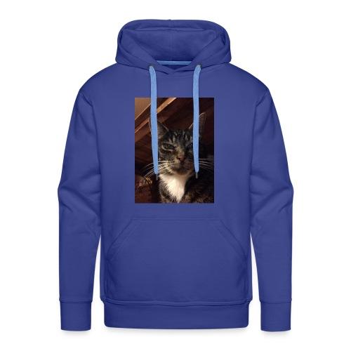 my cat - Men's Premium Hoodie