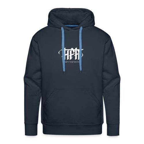 HFR - Logotipi vettoriale - Felpa con cappuccio premium da uomo