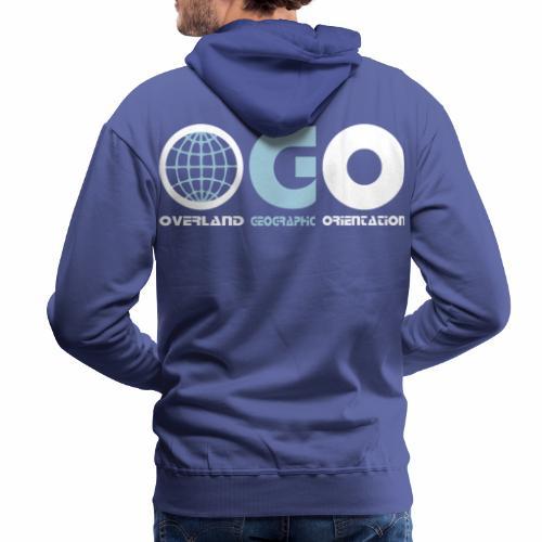 OGO-29 - Sweat-shirt à capuche Premium pour hommes