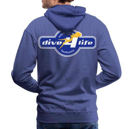 dive4life Team - Männer Premium Hoodie
