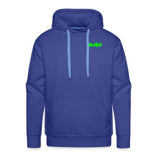 kho trigram - Sweat-shirt à capuche Premium pour hommes