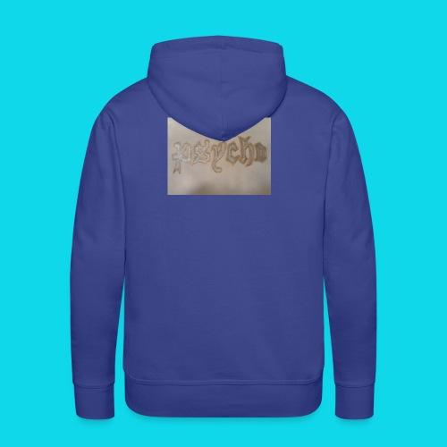 Simon Psycho Artist - Mannen Premium hoodie