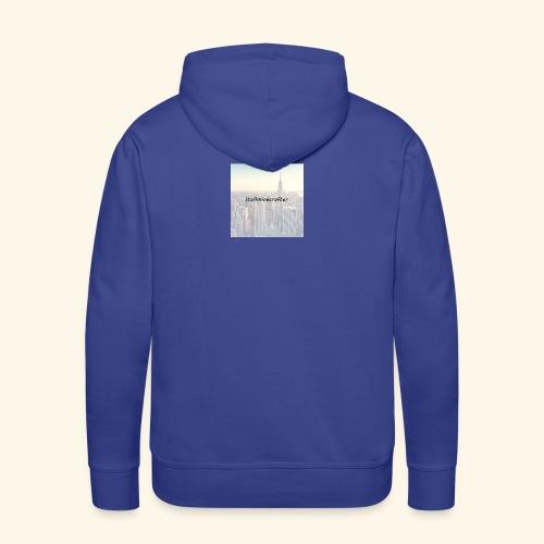 ItsAminecrafter - Mannen Premium hoodie