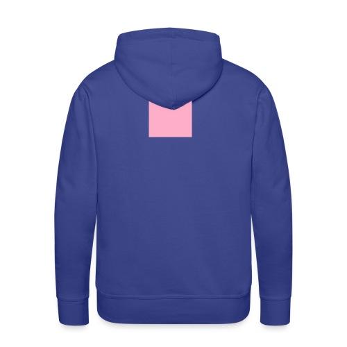 Rosanes Quadrat 1 - Männer Premium Hoodie