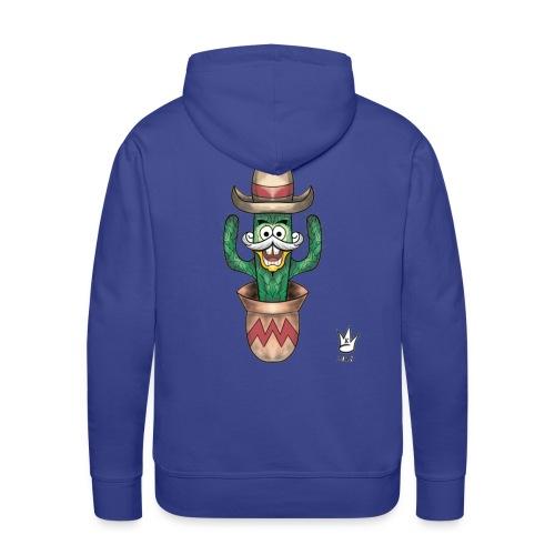 Kaktus - Männer Premium Hoodie
