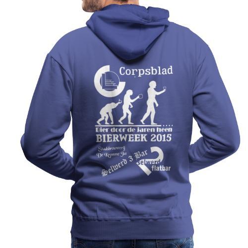 Bierweek 2015 - Mannen Premium hoodie