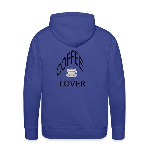 COFFEE lovers - Men's Premium Hoodie