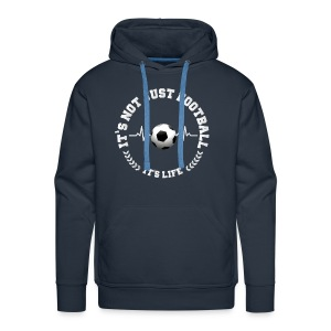 Football Life - Men's Premium Hoodie