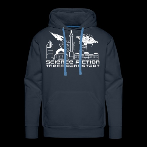 Science Fiction Treff Darmstadt - Männer Premium Hoodie