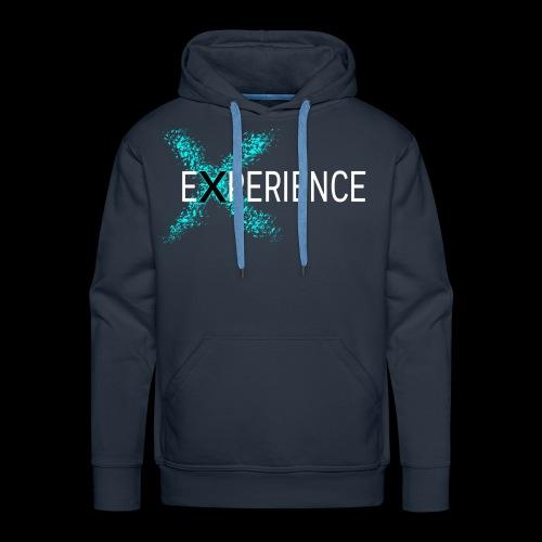 Experience logo - Herre Premium hættetrøje