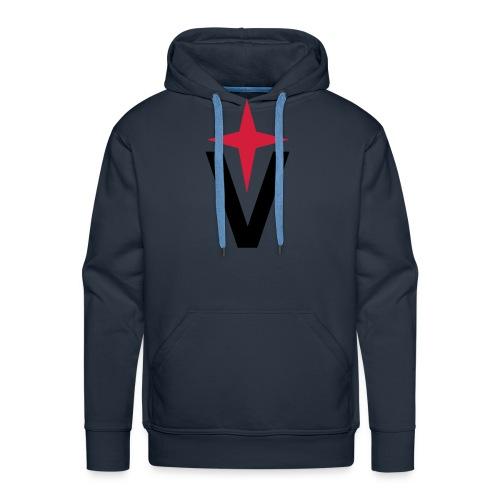 Vega Small Logo - Men's Premium Hoodie