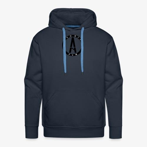 Anodic LOgo png - Sudadera con capucha premium para hombre