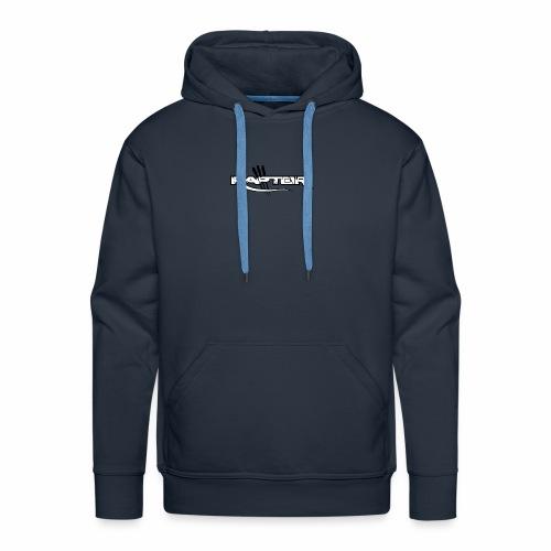 RAPTOR - Sweat-shirt à capuche Premium pour hommes