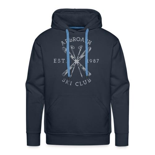 Arbroath Ski Club light image - Men's Premium Hoodie