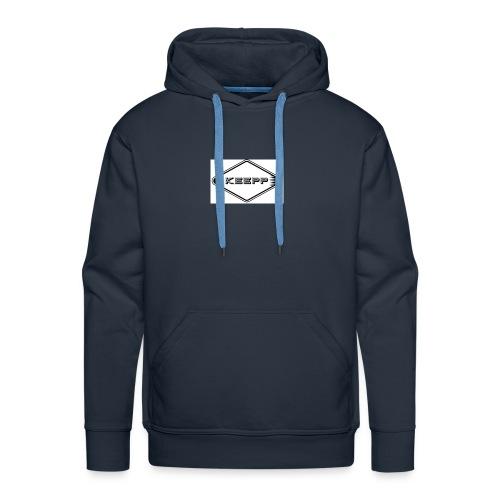 Keepp - Sweat-shirt à capuche Premium pour hommes