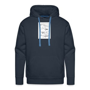 I LOVE MY HAIR - Men's Premium Hoodie