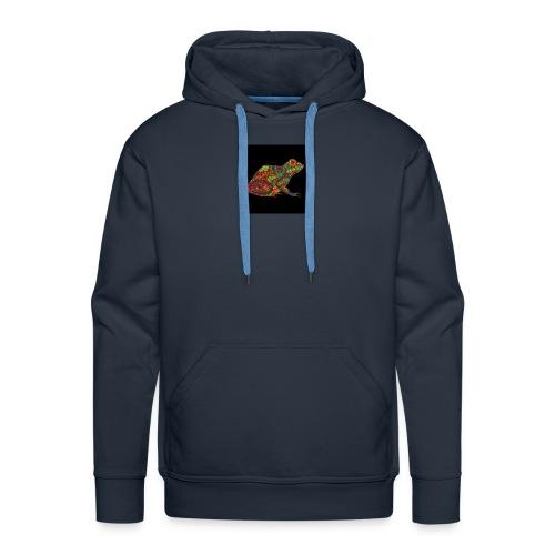 rana - Sudadera con capucha premium para hombre