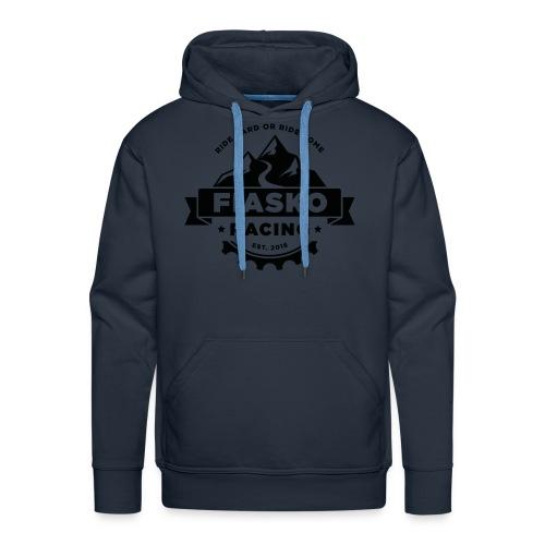 FIASKO RACING Full Logo - Männer Premium Hoodie