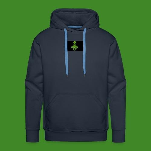 Green spiderman - Men's Premium Hoodie