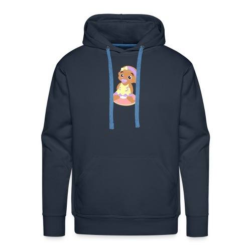 Uggflacz Baby Girl - Mannen Premium hoodie