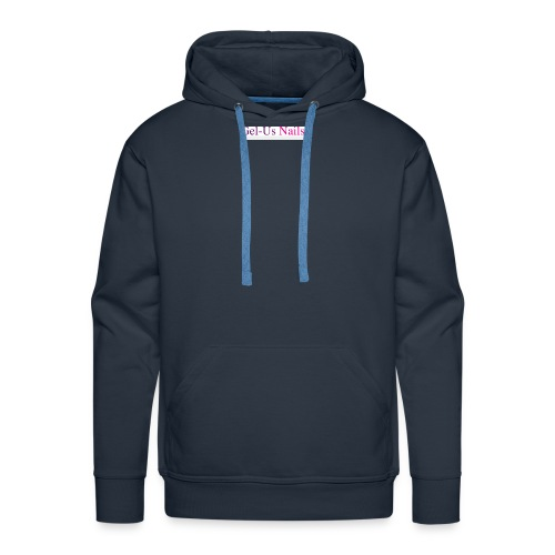 Gel-us-Nails4 - Men's Premium Hoodie