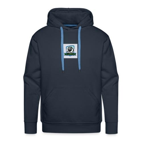 Logo + #SnipeeArmy Schrift - Männer Premium Hoodie