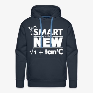 Smart is the new sexy - Männer Premium Hoodie