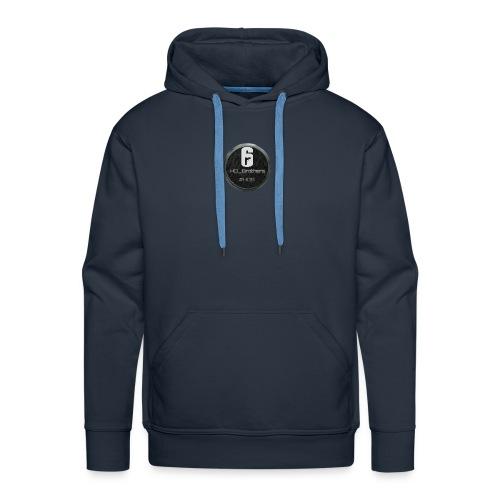 #HDB HD_Brothers Logo - Männer Premium Hoodie
