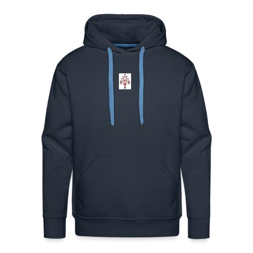 berber - Sweat-shirt à capuche Premium pour hommes