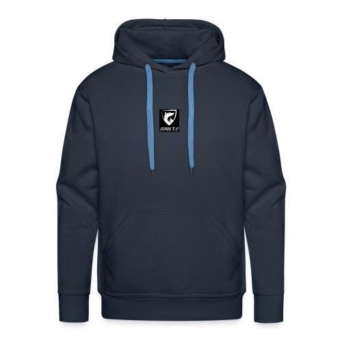 LOGO GVNG F.C - Sudadera con capucha premium para hombre
